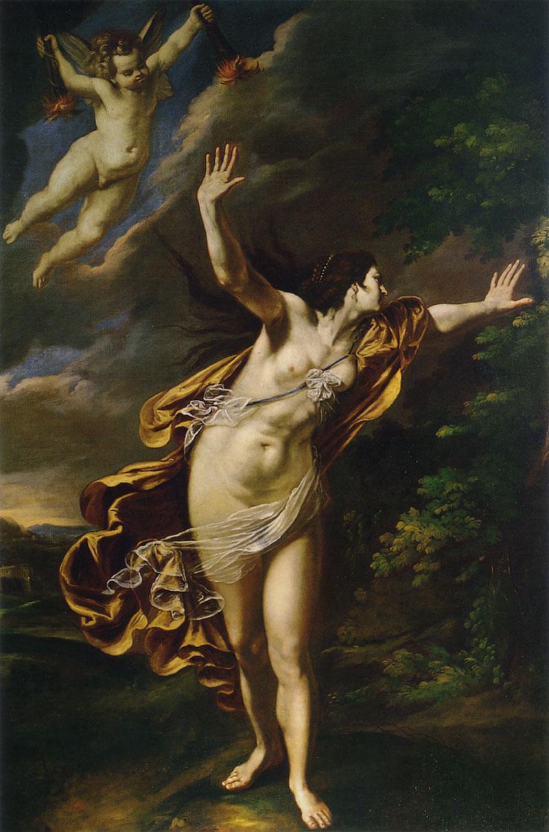 Artemisia Gentileschi: Aurora | Vivat! Crescat! Floreat!