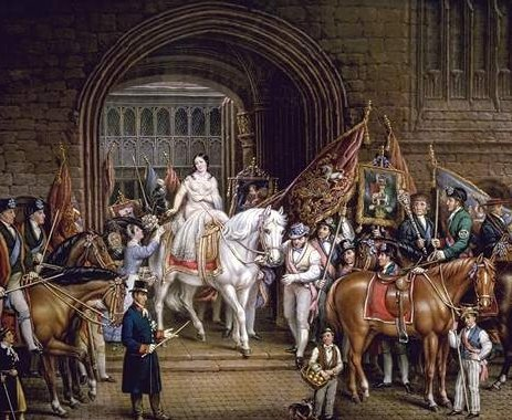David Gee: Lady Godiva Procession of 1829