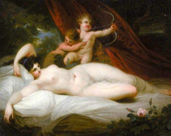 Richard Westall: The Power of Venus
