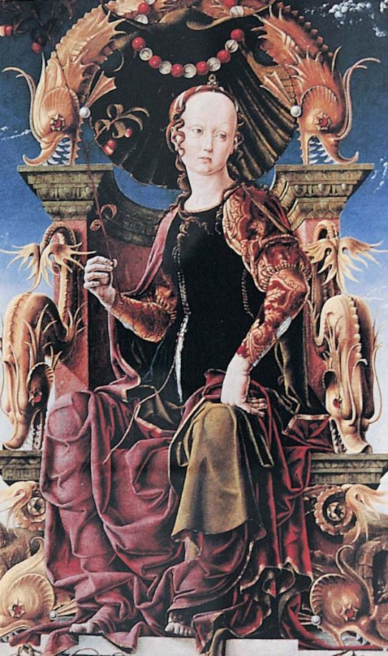Cosimo Tura: Calliope