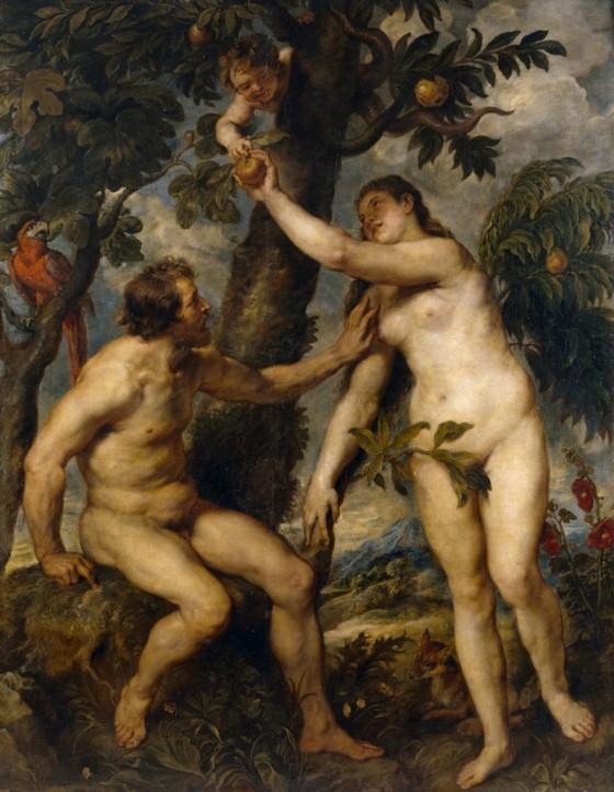 Peter Paul Rubens: The Fall of Man (1628-29)