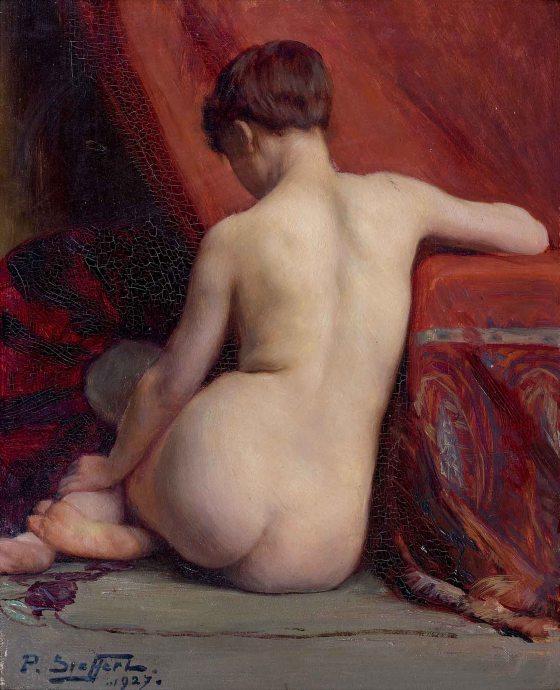 paul_sieffert_jeune_femme_denudee-1927